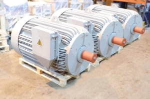 electric motor in stock